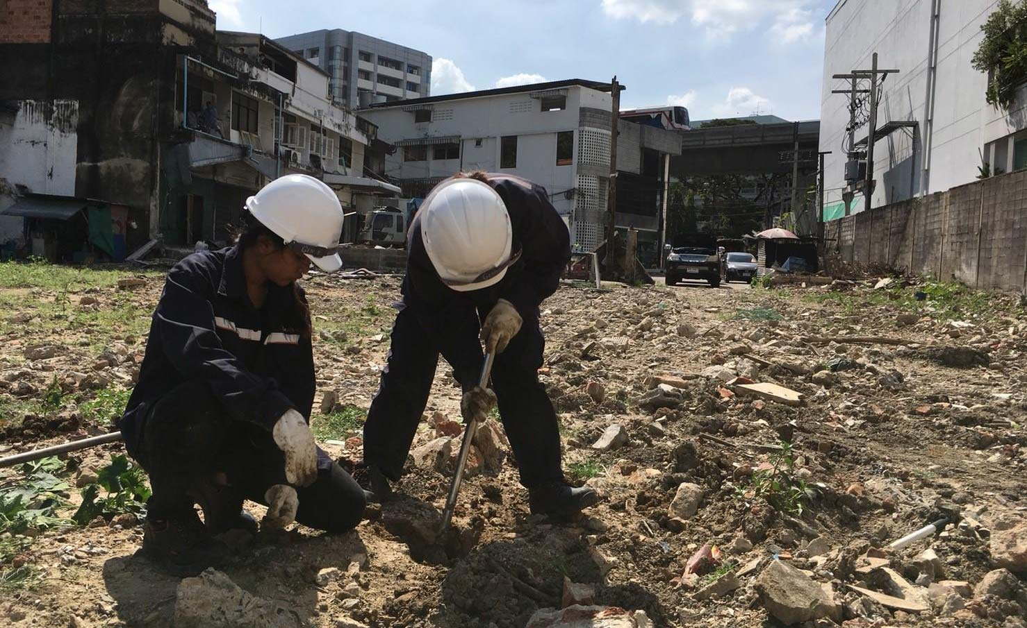 Soil Survey of Condominium Construction Site